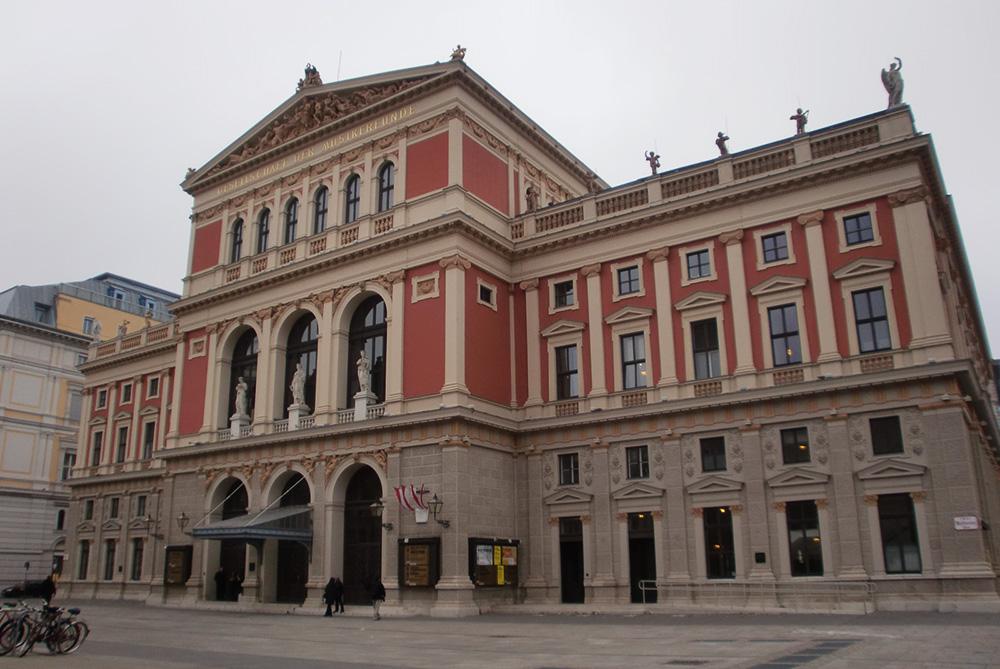 ウィーン楽友協会